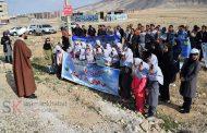 برنامه پاکسازی محیط زیست فیروزآباد توسط کارکنان شرکت سیمان فارس نو