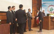 انتخاب شرکت سیمان فارس نو به عنوان واحد برگزیده صنعت سبز از استان فارس/پروژه WHRPG اجرا خواهد شد
