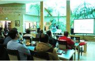 سمینار «امنیت در فضای مجازی و سایبری» در شرکت سیمان ممتازان برگزار شد