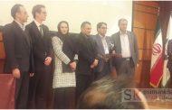 سیمان ممتازان کرمان چهارمین عنوان «صنعت سبز برگزیده کشور» را دریافت کرد