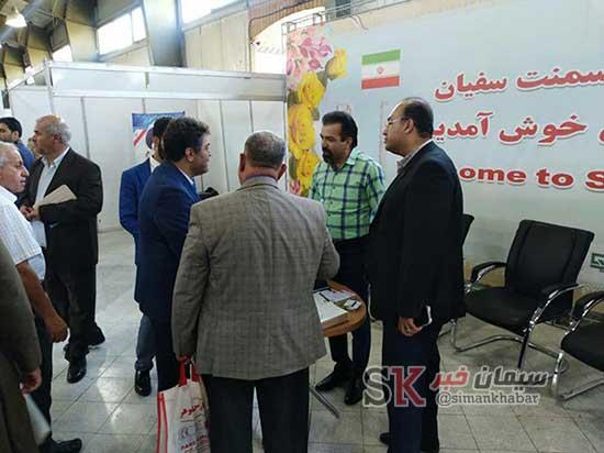 مدیر عامل سیمان صوفیان: سیمان ایرانی قابل عرضه و رقابت در سراسر دنیاست
